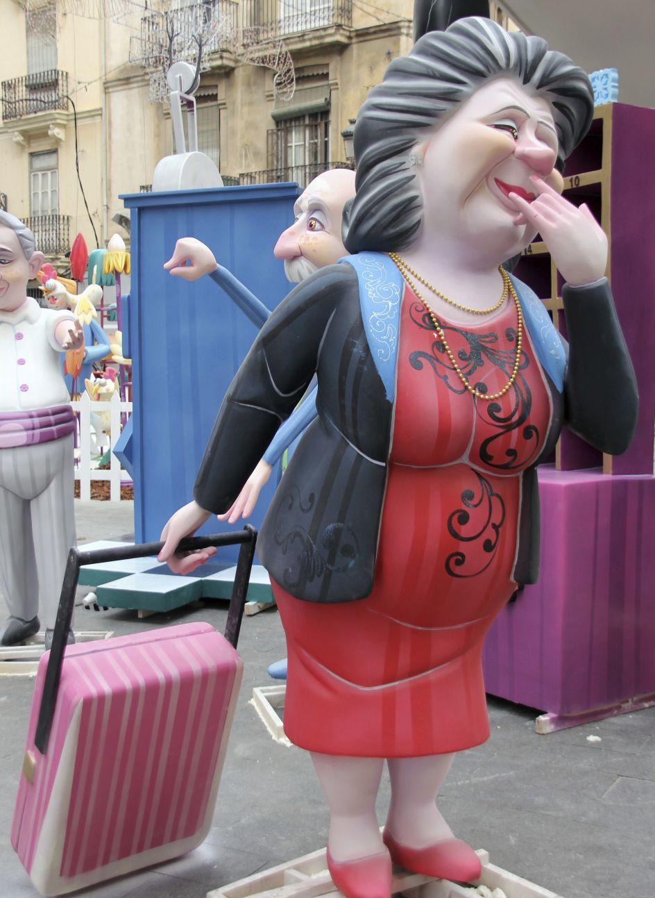 Valencia's 'Fallas' fiesta earns UNESCO heritage status