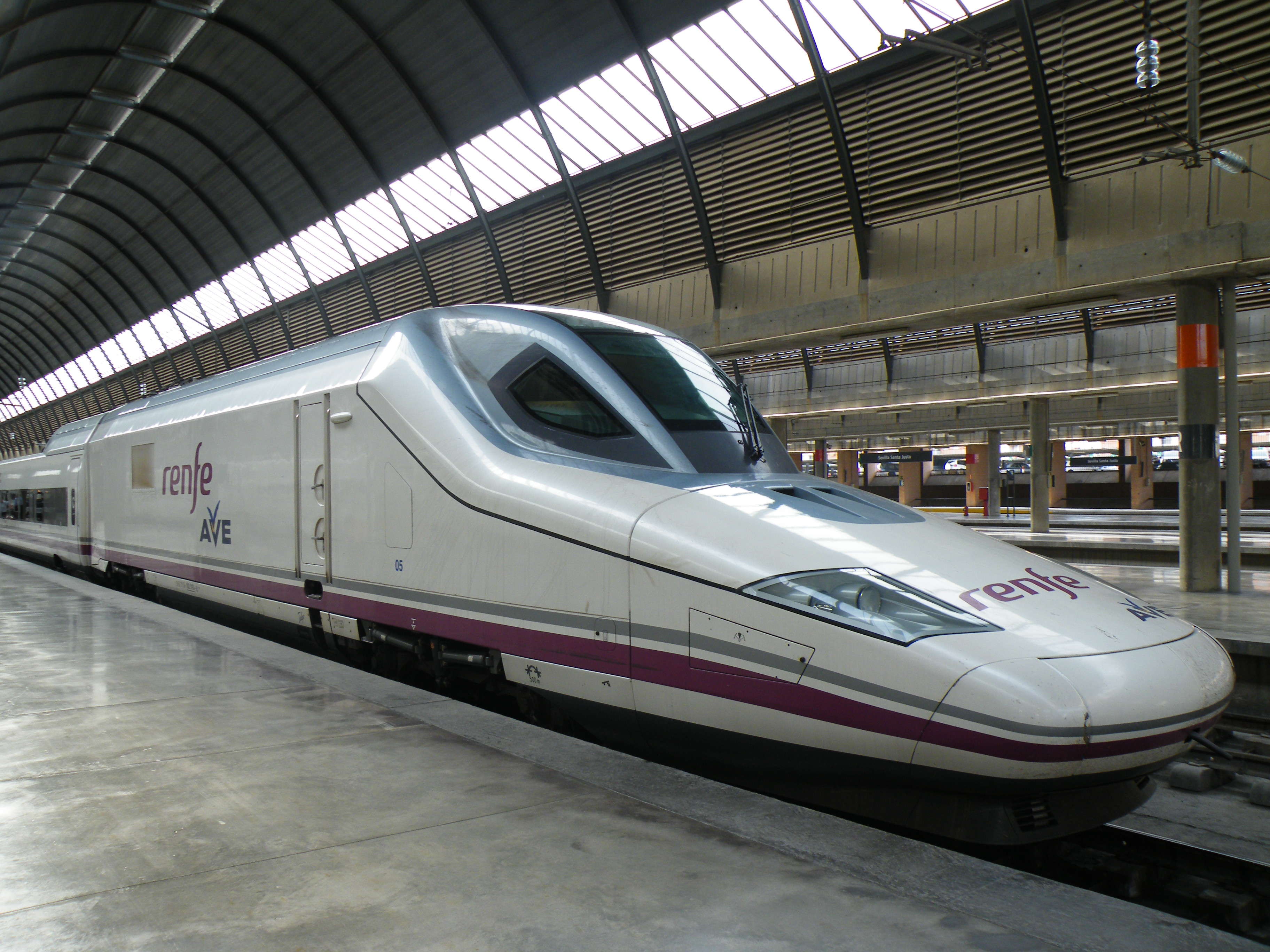 Поезд валенсия аликанте