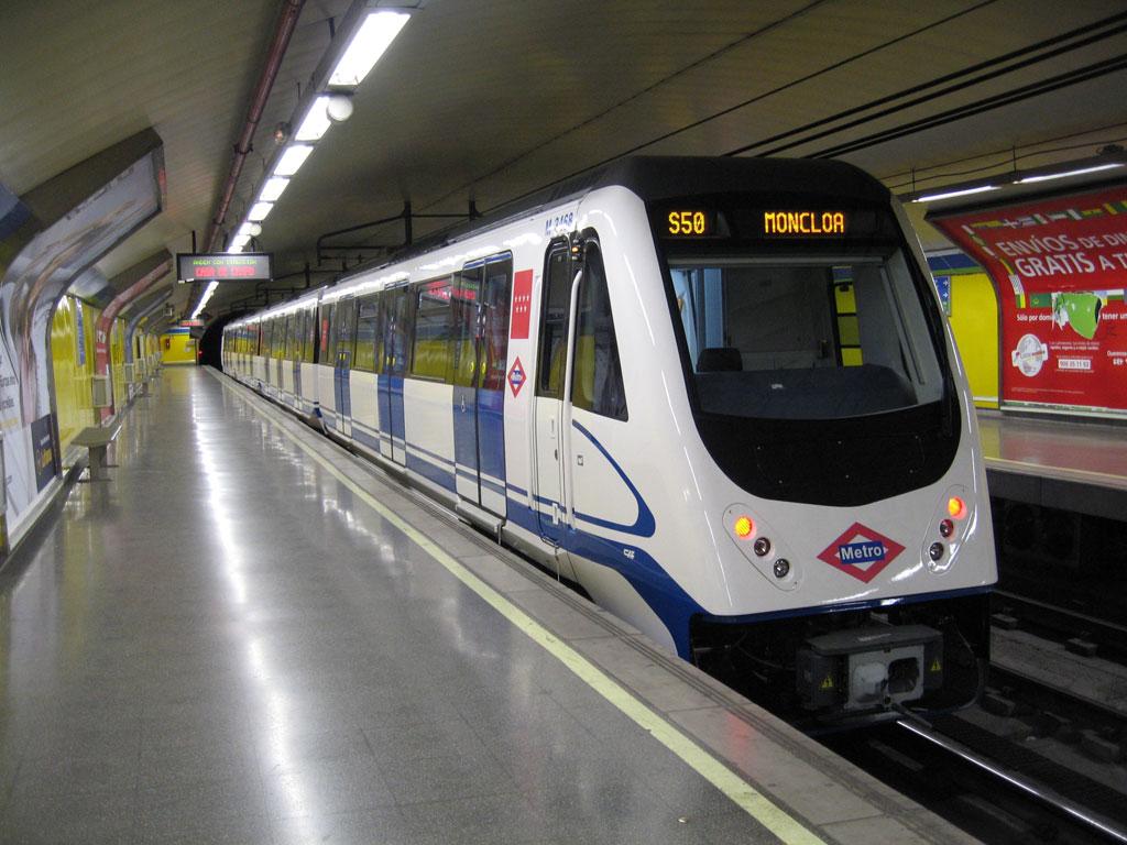 Image result for transport in madrid