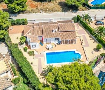4 Zimmer Villa zu verkaufen in Javea / Xabia mit Pool - 440.000 € (Ref: 4858987)
