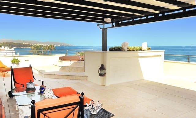 3 soverom Penthouse til salgs i Marbella med svømmebasseng - € 7 500 000 (Ref: 4694255)
