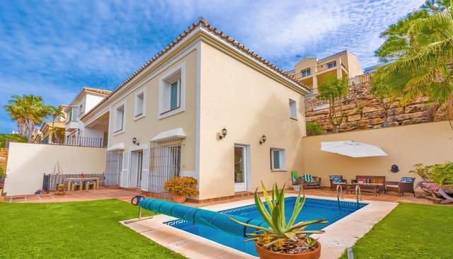Pareado de 2 habitaciones en Istán en venta con piscina - 395.000 € (Ref: 4694354)