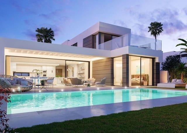 4 bedroom Villa for sale in Sitio de Calahonda with pool - € 1,350,000 (Ref: 4694370)