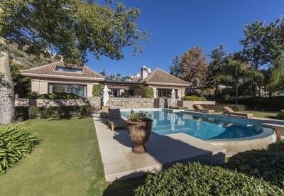 4 Zimmer Villa zu verkaufen in Monte Halcones mit Pool - 2.500.000 € (Ref: 4694455)