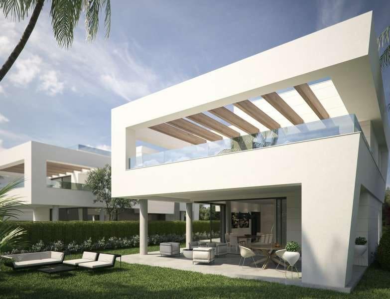 4 Zimmer Villa zu verkaufen in San Pedro de Alcantara mit Pool - 1.760.000 € (Ref: 4744340)