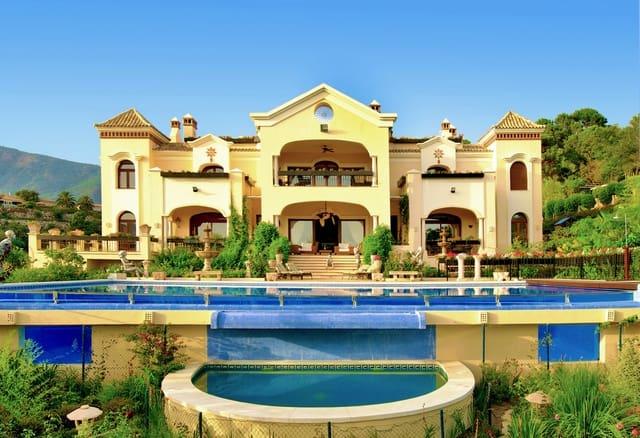 10 Zimmer Villa zu verkaufen in La Zagaleta mit Pool - 9.950.000 € (Ref: 4820325)