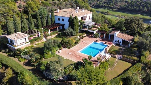5 soverom Villa til leie i La Zagaleta med svømmebasseng - € 20 000 (Ref: 6069332)