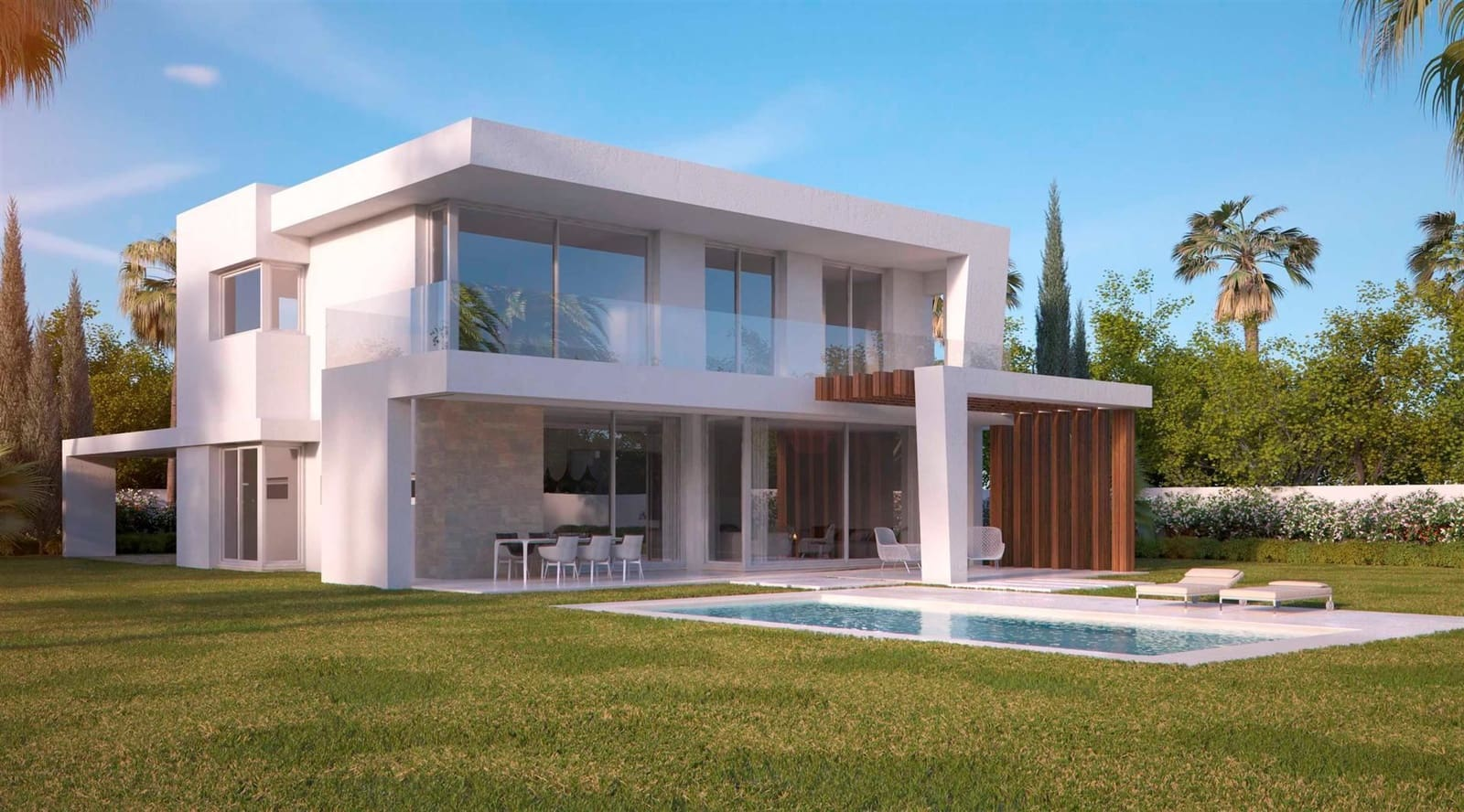 4 bedroom Villa for sale in Marbella - € 1,200,000 (Ref: 3618769)