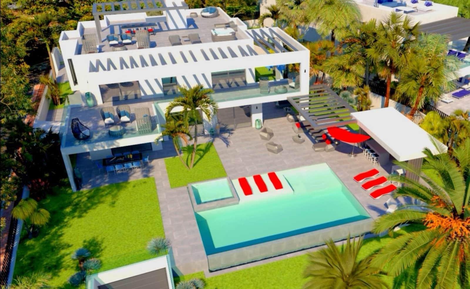 5 bedroom Villa for sale in Marbella - € 4,184,000 (Ref: 5128053)