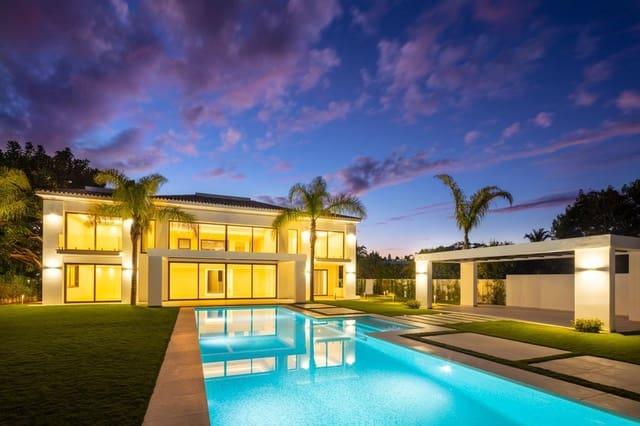 5 bedroom Villa for sale in Guadalmina - € 3,900,000 (Ref: 5739509)