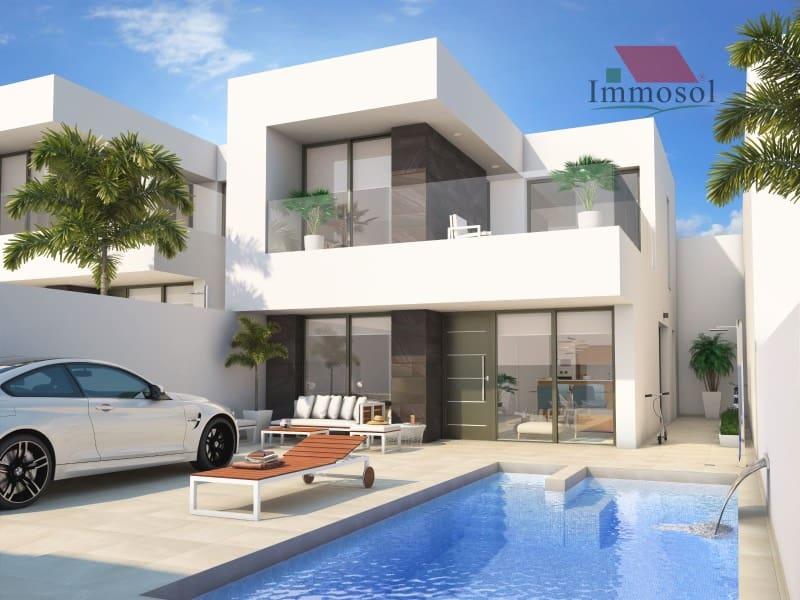 Chalet de 3 habitaciones en Benijófar en venta con garaje - 249.900 € (Ref: 4639302)