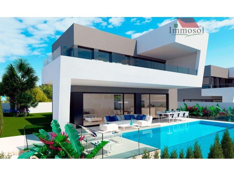 Chalet de 3 habitaciones en Polop en venta - 430.000 € (Ref: 4863562)