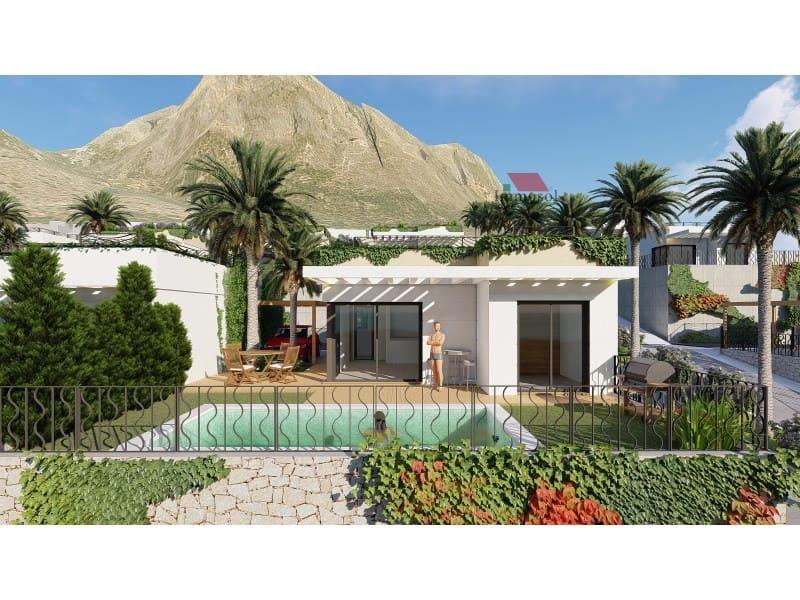 Chalet de 3 habitaciones en Polop en venta - 225.000 € (Ref: 4863565)