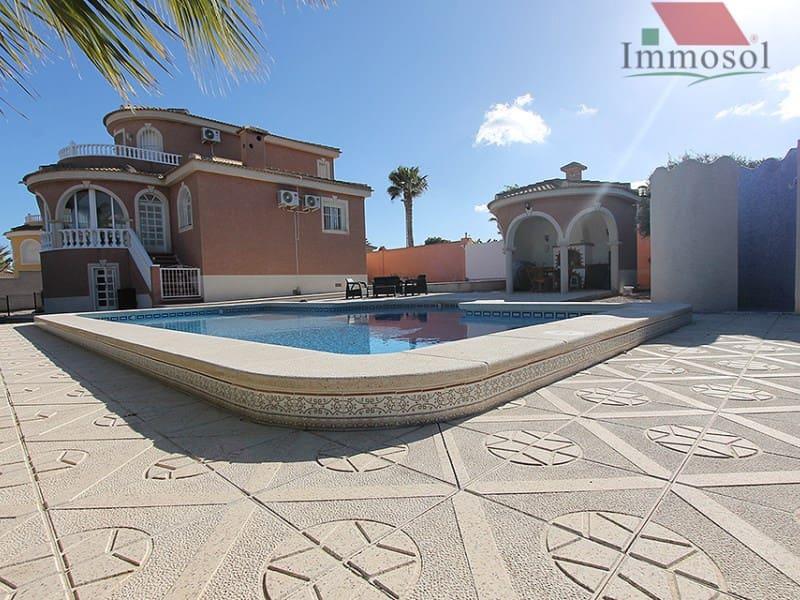 3 bedroom Villa for sale in San Miguel de Salinas with pool - € 299,000 (Ref: 5235848)