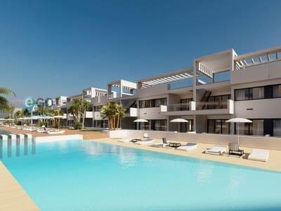 2 bedroom Bungalow for sale in Benidorm with pool garage - € 179,900 (Ref: 5235850)