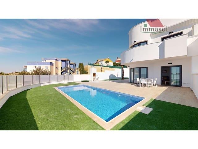 3 bedroom Terraced Villa for sale in Benidorm with garage - € 205,900 (Ref: 5235852)