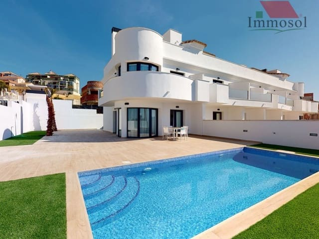 2 chambre Villa/Maison Mitoyenne à vendre à Benidorm avec garage - 175 900 € (Ref: 5235855)