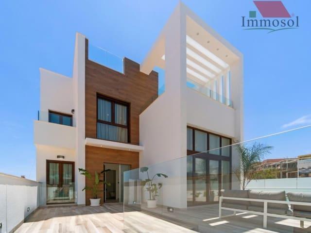 3 bedroom Villa for sale in Torrevieja with pool garage - € 349,900 (Ref: 5235859)