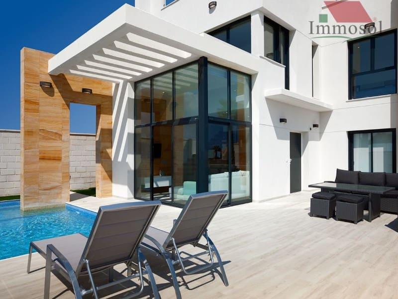 3 bedroom Villa for sale in Orihuela Costa with pool garage - € 349,900 (Ref: 5235863)