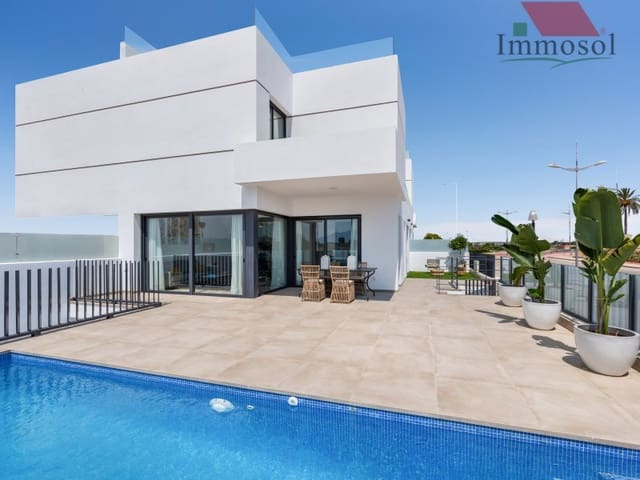 3 bedroom Villa for sale in Dolores with pool garage - € 249,000 (Ref: 5235870)