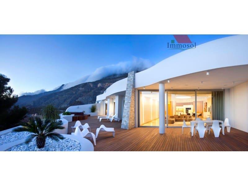 Apartamento de 3 habitaciones en Altea en venta con piscina garaje - 1.700.000 € (Ref: 5235881)