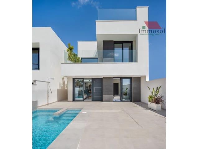 3 bedroom Villa for sale in Benijofar with garage - € 279,900 (Ref: 5235884)