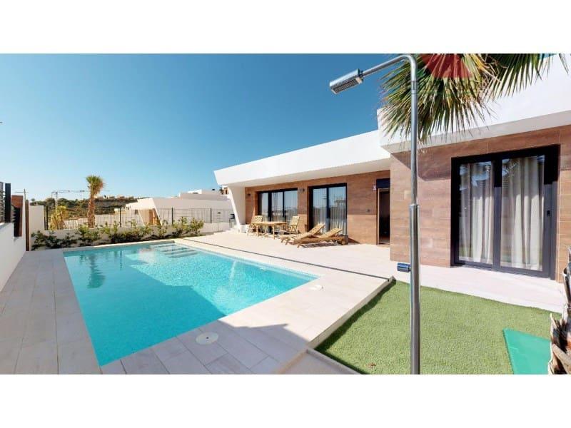 Chalet de 4 habitaciones en Finestrat en venta con garaje - 435.000 € (Ref: 5235891)