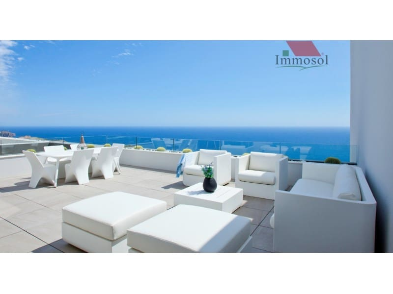 3 bedroom Apartment for sale in Cumbre del Sol with pool garage - € 513,000 (Ref: 5235916)