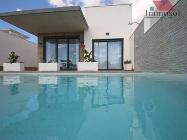 Chalet de 3 habitaciones en Castalla en venta con piscina garaje - 295.900 € (Ref: 5235946)