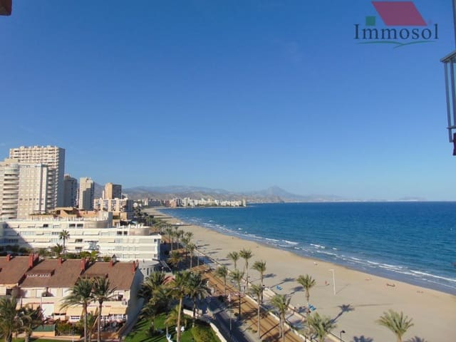 2 chambre Appartement à vendre à Playa de Muchavista avec piscine garage - 190 000 € (Ref: 5235996)