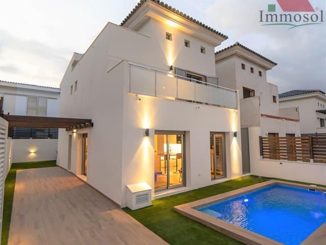 Chalet de 3 habitaciones en Cox en venta con piscina - 167.900 € (Ref: 5236038)