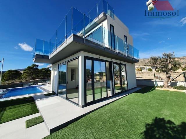 3 chambre Villa/Maison à vendre à Finestrat avec garage - 435 000 € (Ref: 5236056)