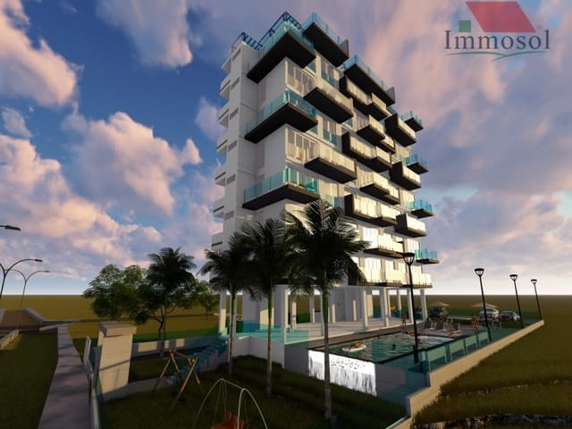2 bedroom Apartment for sale in Finestrat with pool garage - € 198,000 (Ref: 5236059)