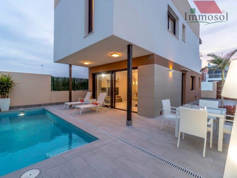 3 bedroom Villa for sale in San Pedro del Pinatar with pool garage - € 235,000 (Ref: 5236097)