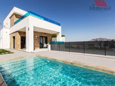 3 bedroom Villa for sale in Bigastro with pool garage - € 219,500 (Ref: 5236106)