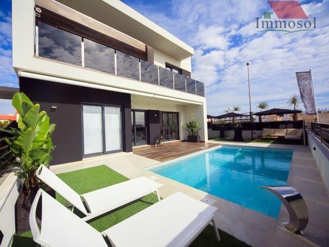 Chalet de 3 habitaciones en Orihuela Costa en venta con piscina garaje - 369.000 € (Ref: 5236141)