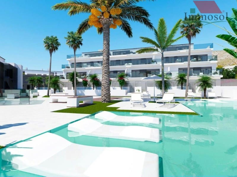2 bedroom Apartment for sale in Finestrat with pool garage - € 258,000 (Ref: 5236160)