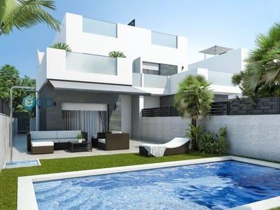 3 bedroom Villa for sale in Ciudad Quesada with pool garage - € 251,500 (Ref: 5391437)