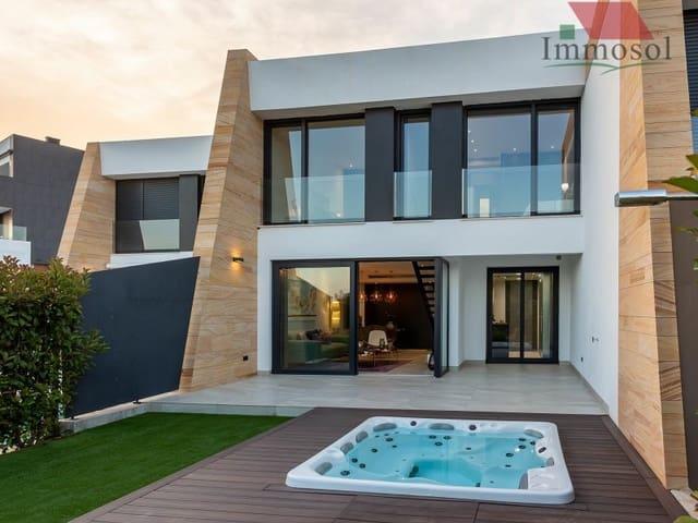 Adosado de 3 habitaciones en Orihuela Costa en venta - 379.000 € (Ref: 5654489)