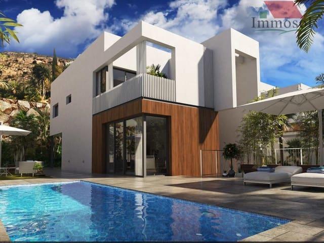 Chalet de 3 habitaciones en Finestrat en venta con piscina garaje - 645.000 € (Ref: 5656694)