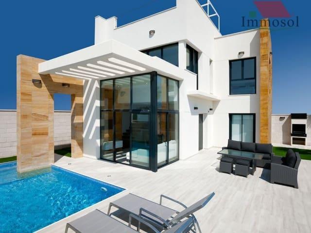 3 chambre Villa/Maison à vendre à Orihuela Costa avec piscine garage - 349 900 € (Ref: 6140621)