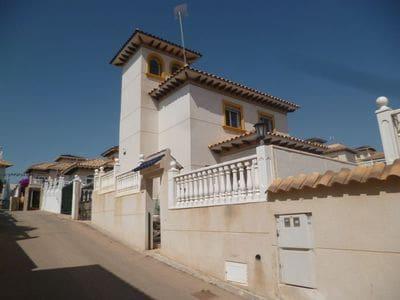 Chalet de 3 habitaciones en Playa Flamenca en venta con piscina - 199.999 € (Ref: 4630404)