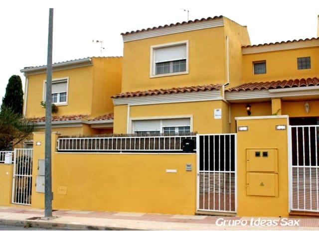 3 camera da letto Villetta a Schiera in vendita in Sax con garage - 135.000 € (Rif: 4795394)