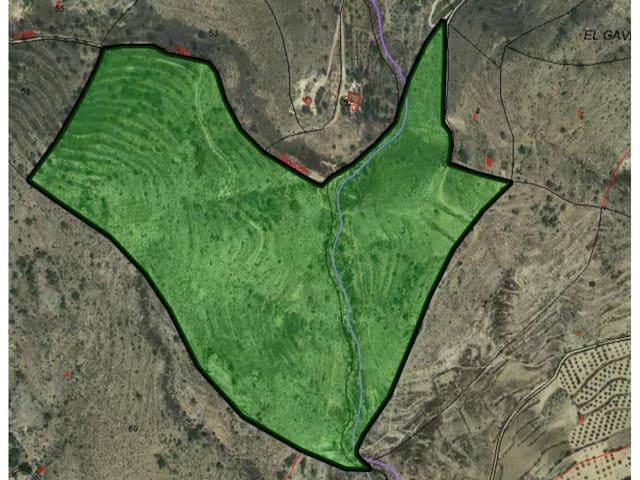Landgrundstück zu verkaufen in Elda - 130.000 € (Ref: 5469514)