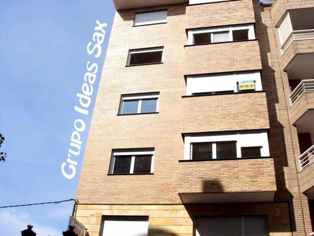 3 slaapkamer Flat te huur in Sax - € 400 (Ref: 5491754)
