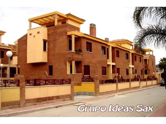 2 slaapkamer Rijtjeshuis te huur in Benferri met garage - € 400 (Ref: 5491759)