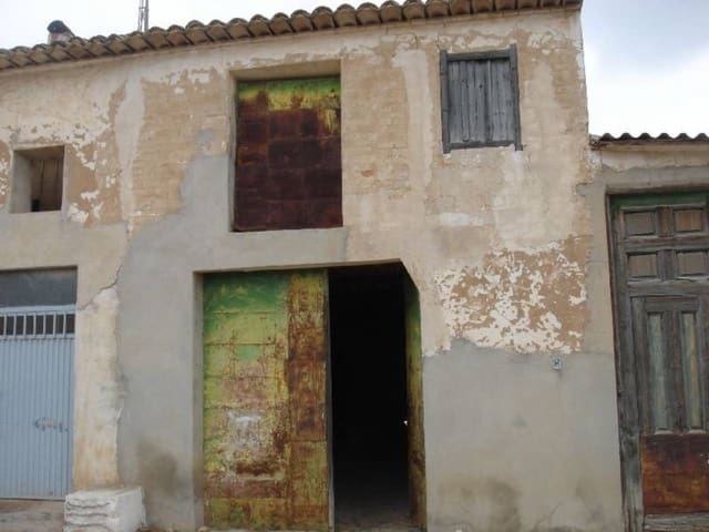 Entreprise à vendre à Villena - 15 000 € (Ref: 5874851)