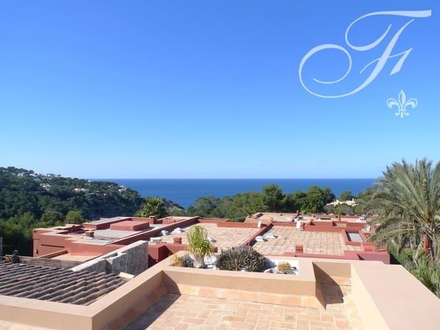 3 sovrum Semi-fristående Villa till salu i Cala Tarida - 594 000 € (Ref: 4484492)