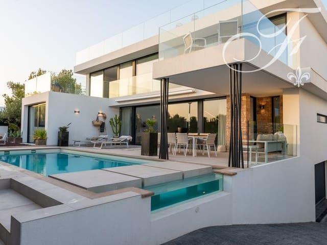 Chalet de 5 habitaciones en Talamanca en venta con piscina - 2.100.000 € (Ref: 5518109)