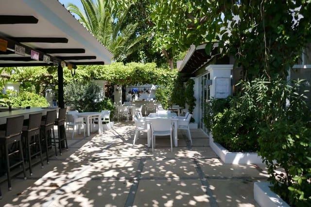 3 sovrum Restaurang/Bar till salu i Ibiza stad - 3 500 000 € (Ref: 5545190)
